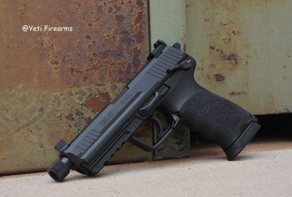 Heckler & Koch HK45 Tactical V1 .45 ACP