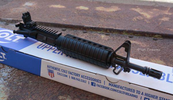 Colt LE6933CK Complete Upper 5.56