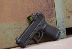 Glock 19 G5 MOS 9mm W/ Upgraded Optics Use