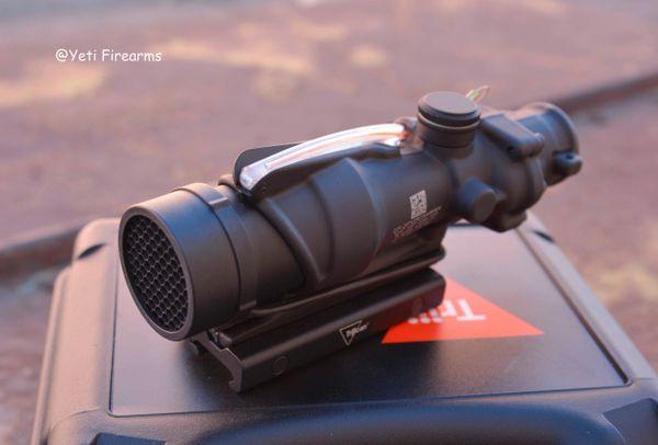 Trijicon TA31RCO-M4CP ACOG 4x32 USMC RCO Riflescope Red Chevron