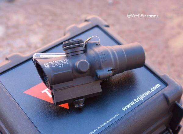 Trijicon TA44-C-400141 1.5x16s ACOG W/ Red Circle & 2 MOA Dot