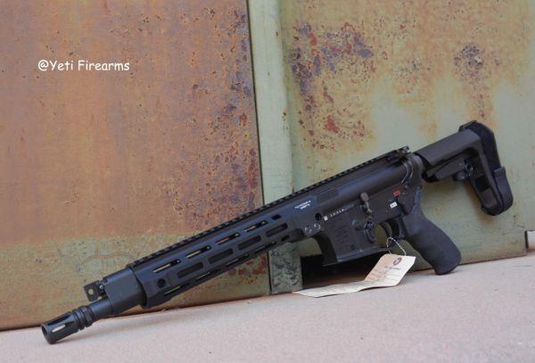 """LMT MLCPISTOL12PS-MARS 12.5"""" Pistol"""