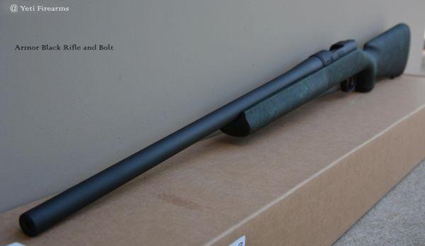 """X-Werks Remington 700 5R 24"""" .308"""