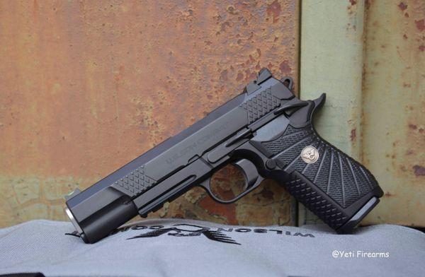 Wilson Combat EDC X9L 9mm W/ Rail