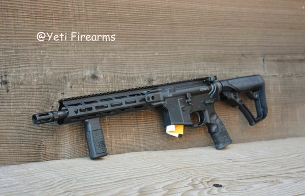 """Daniel Defense DDM4 V7S 11.5"""" SBR NFA 5.56mm AR-15"""