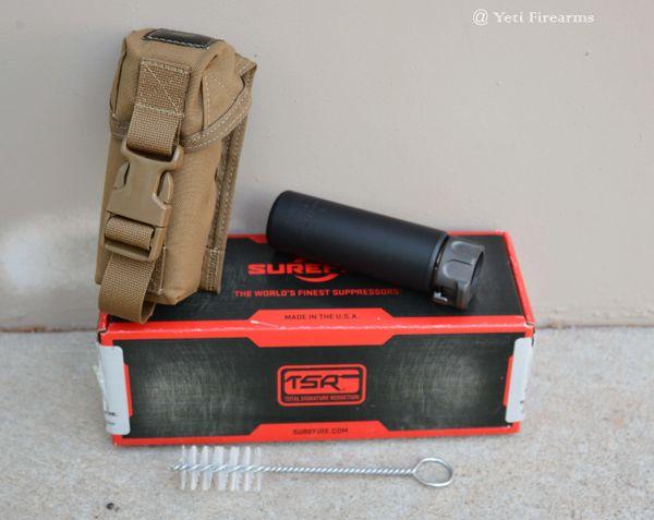 Surefre 5.56mm Socom Mini