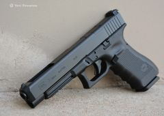 Glock 34 Gen 4 MOS 9mm