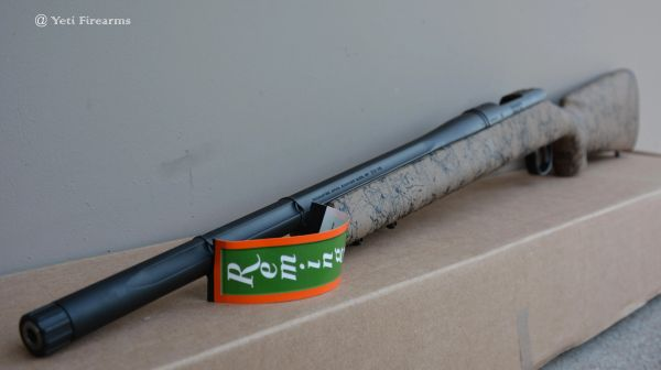 "Remington 700 5R Gen 2 .308 20"" TB 85196 Black"