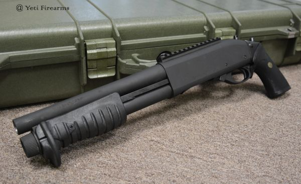 Remington 870 MCS 12GA #27501