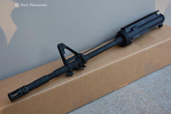 """LMT Standard 14.5"""" 5.56mm AR-15 Upper L7D1"""