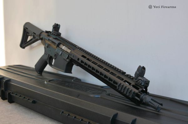 Primary Weapons MK212 SBR AR-10 12.75""