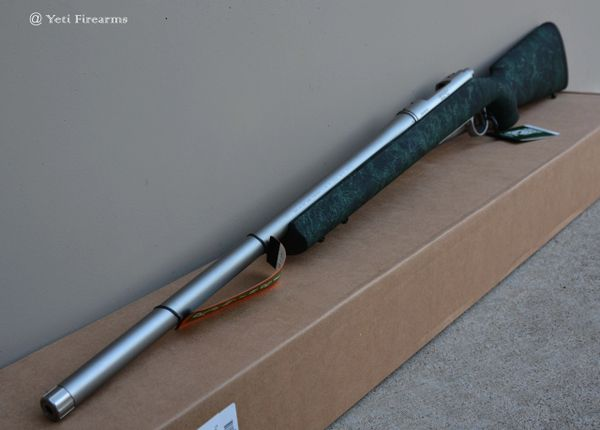 "Remington 700 5R .24"" .300 Win W/ TB 85508"