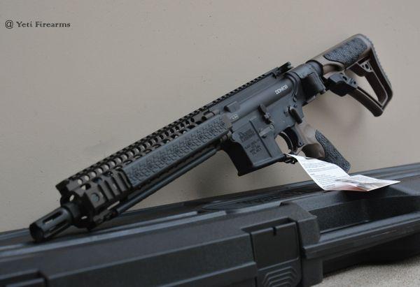 Daniel Defense Limited Edition MK18 FDE Law Tactical Folder