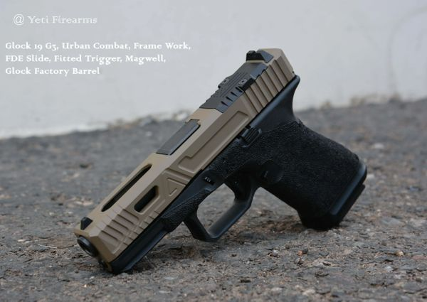 Agency Arms Glock 17 / 19