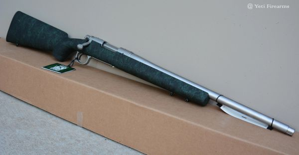 "Remington 700 5R 20"" TB .308 #85200"