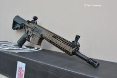 "LWRC M6IC-A5 12.7"" SBR Patriot Brown NFA"