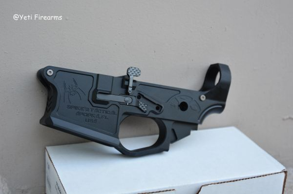 Spikes Tactical Gen 2 AR-15 Billet Lower