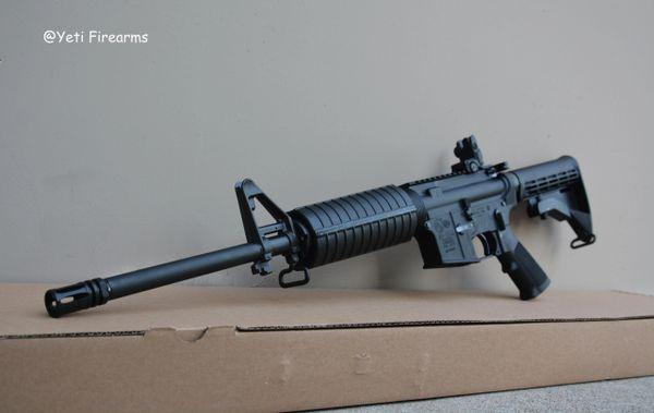 """Colt AR6721 Heavy Barrel 16"""" AR-15 .223 5.56"""
