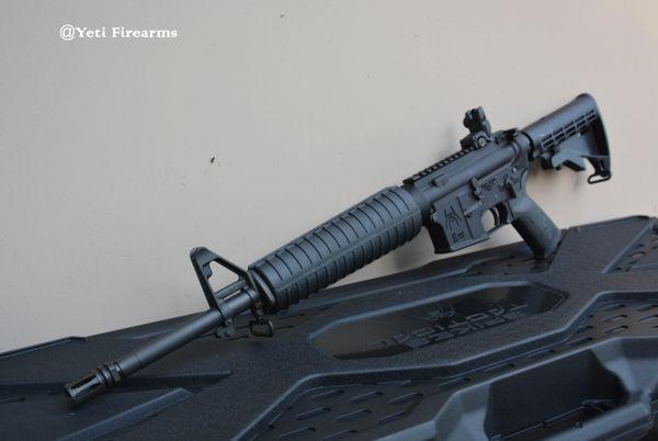 Spikes ST-15 16 Mid Length AR-15 LE STR5035-MLS