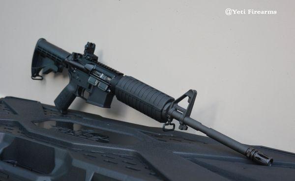 """Spikes ST-15 16"""" M4 LE Carbine STR5025-M4S"""