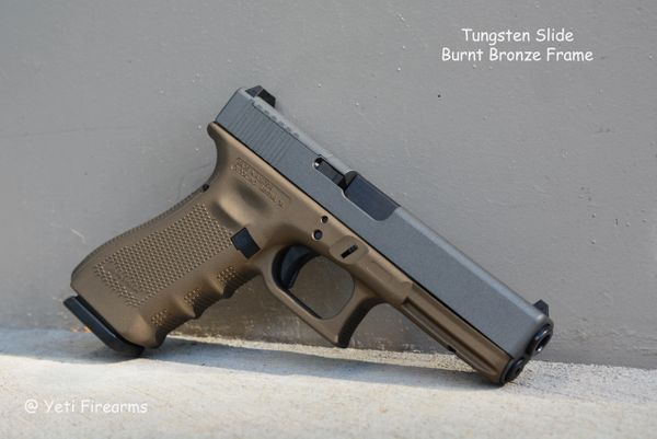 Glock Gen 4 / 5 MOS Models Build Your Own