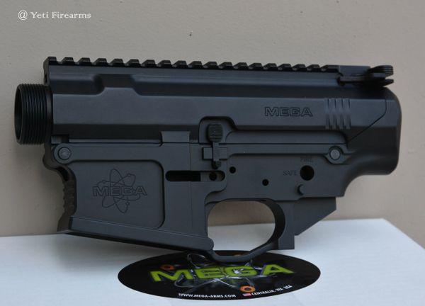 Mega Arms Maten Ambi Billet Set AR-10