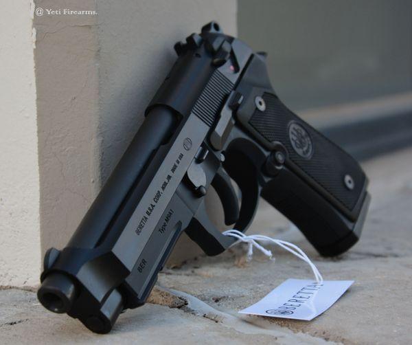 Beretta M9A1 9mm