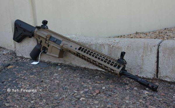 """LWRC REPR MKII FDE AR-10 7.62 16"""""""
