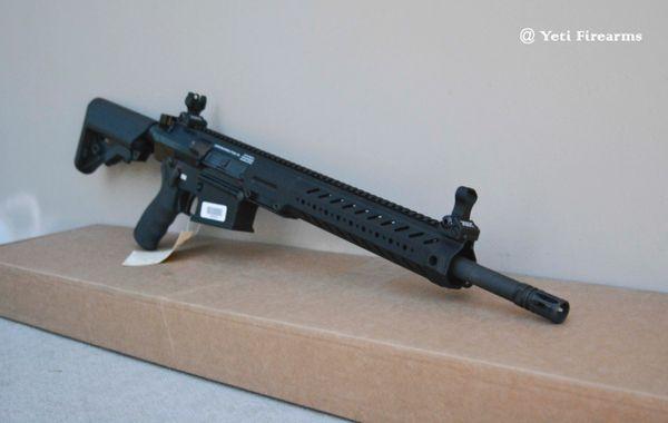"""LMT LM8MWS AR-10 Slick 7.62 16"""""""