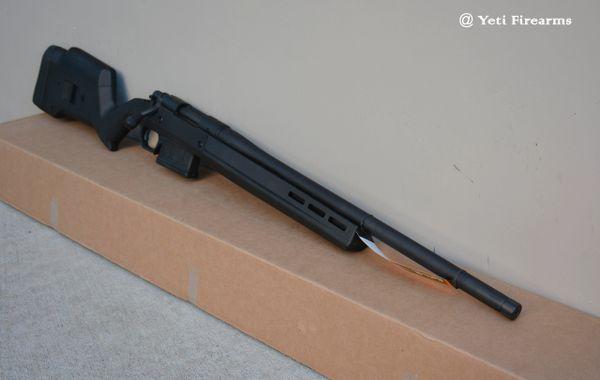 "Remington 700 5R Magpul .308 22"" 84293"