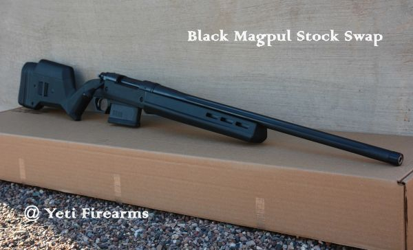 Remington 700 5R Gen 2  300 Win 24