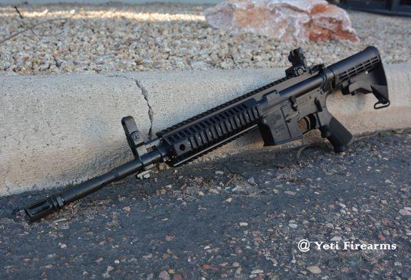 """Colt LE6944 14.5"""" Monolithic SBR AR-15 5.56"""