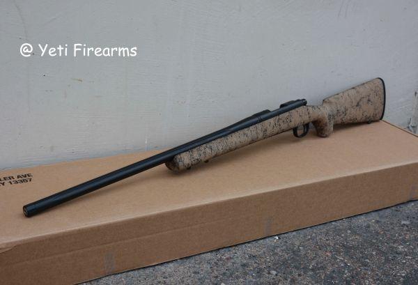 """Remington 700 5R 6.5 Creedmoor 24"""" 85198"""