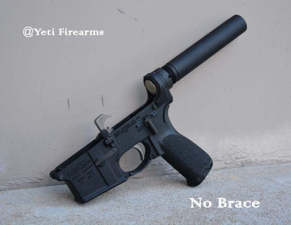 Bravo Company BCM4 Pistol Lower