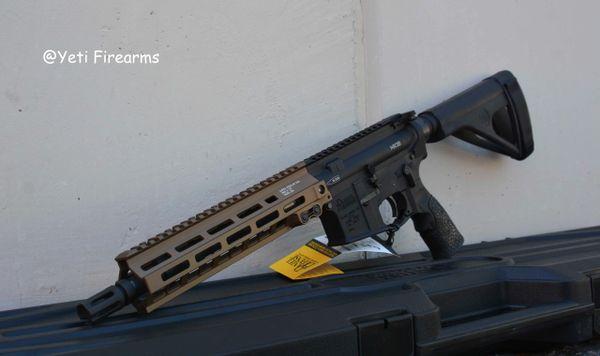 Custom Daniel Defense / Geissele MK18 Pistol