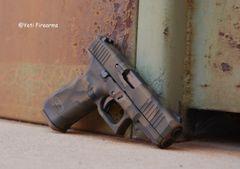 Glock 45 EVL Cerakote Camo 9mm