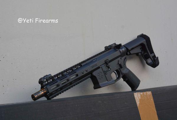 "Noveske Gen 3 AR-15 Pistol 5.56mm 7.94"""