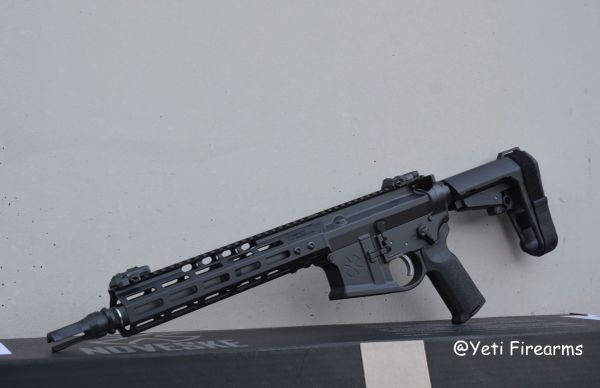 Noveske Gen 4 AR-15 Pistol 10.5 5.56 or .300 Blackout