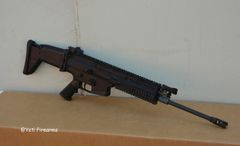 FN SCAR 16S Black 5.56mm