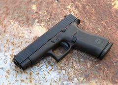 Glock 48 9mm G5 Black Cerakote Slide