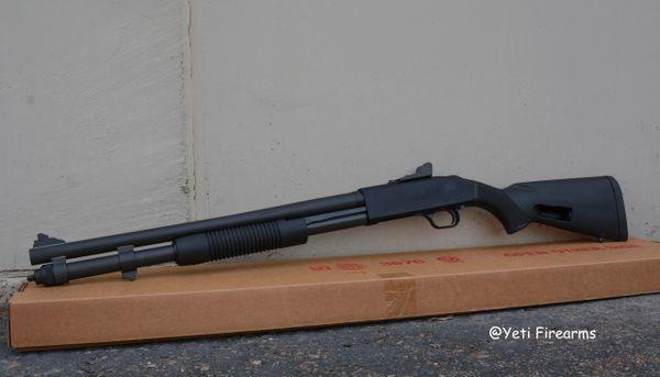 Mossberg 590A1 9 Shot Tactical 12 Ga 51668