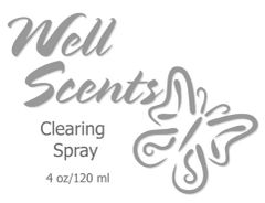 Well Scents Clearing Spray