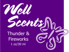 Well Scents Thunder & Fireworks for Dogs