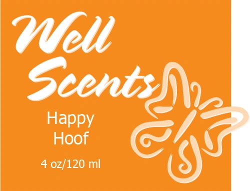 Well Scents Happy Hoof