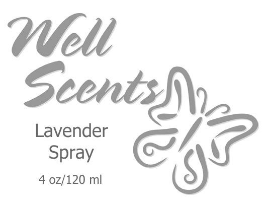 Well Scents Lavender Spray