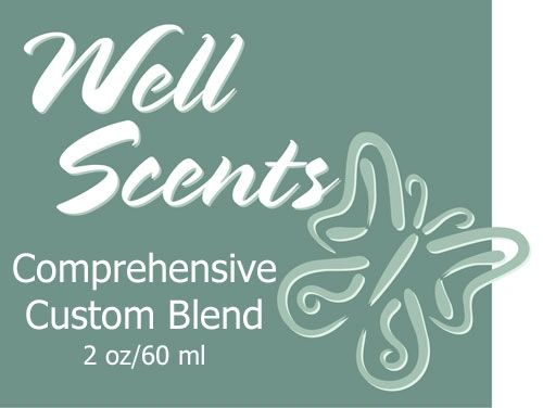 Comprehensive Custom Blend - 90 Day Consultation People)