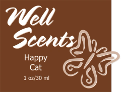 Well Scents Happy Cat
