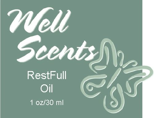 Well Scents RestFull Oil