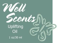 Well Scents Uplifting Oil
