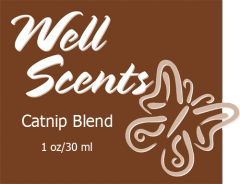 Well Scents Catnip Blend